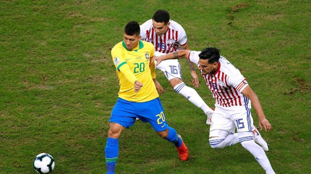 Bahkan Pelatih Brasil Ikut Komplain Lapangan Copa America 2019