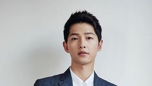 Song Joong Ki (Instagram/@songjoongkionly)