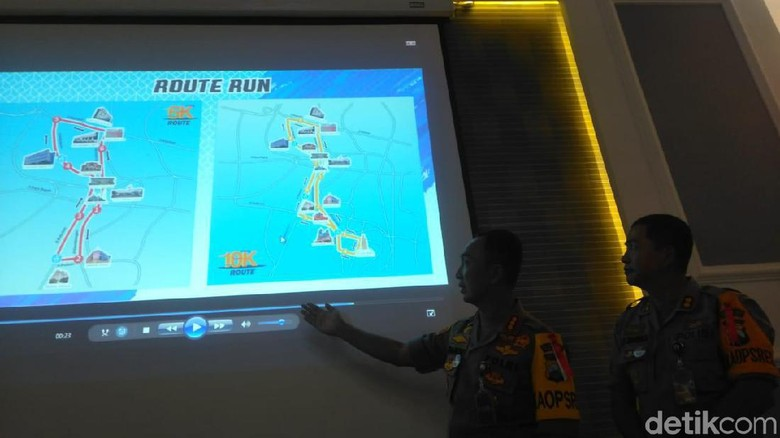 Yuk Ikut Bhayangkara Run, Hadiahnya Jutaan Rupiah Lho