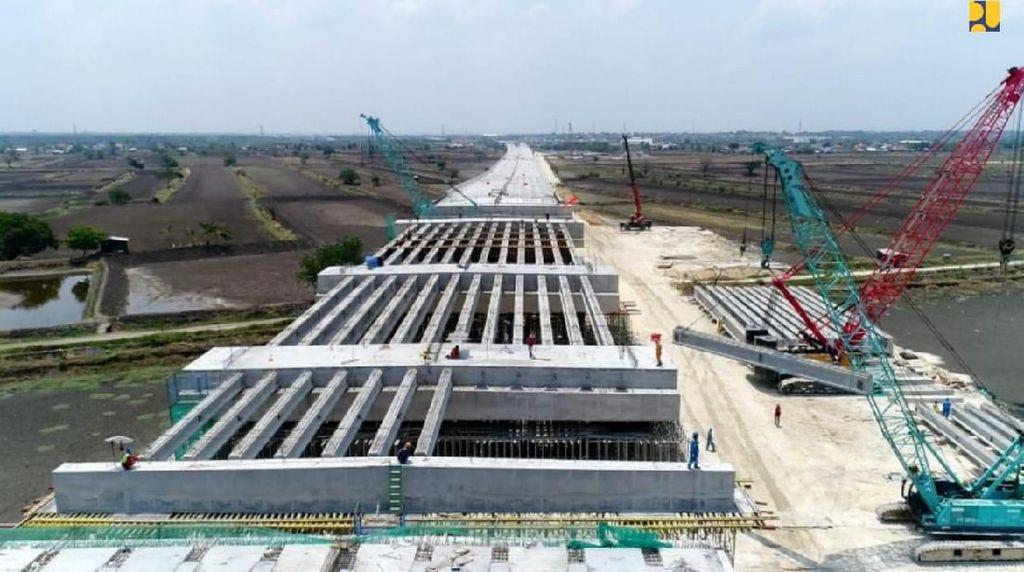 Kawasan Industri di Jatim Terhubung Tol Krian-Manyar 38 Km