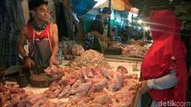 Harga Daging Ayam di Kota Sukabumi Anjlok Rp 25 Ribu/Kg