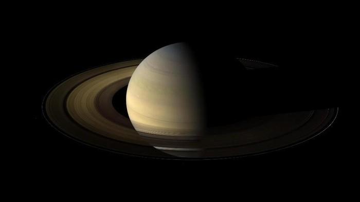 Pemandangan Bumi Jika Punya Cincin Ala Saturnus