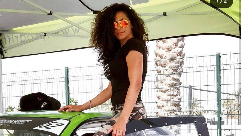 Kenalan dengan Noor Daoud, Pembalap Drift Wanita Pertama dari Palestina