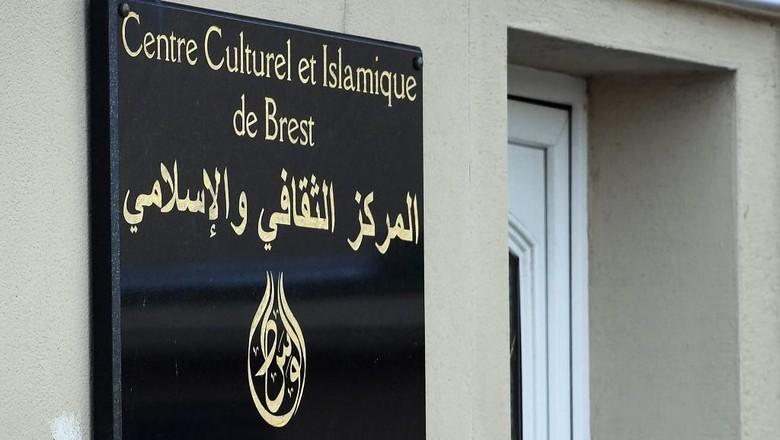 Penembakan di Masjid Prancis, Pelaku Ditemukan Tewas Usai Kabur
