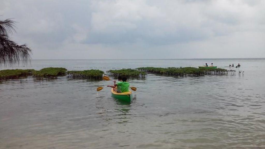 Weekend Getaway di Jakarta: Main Air di Pulau Pramuka