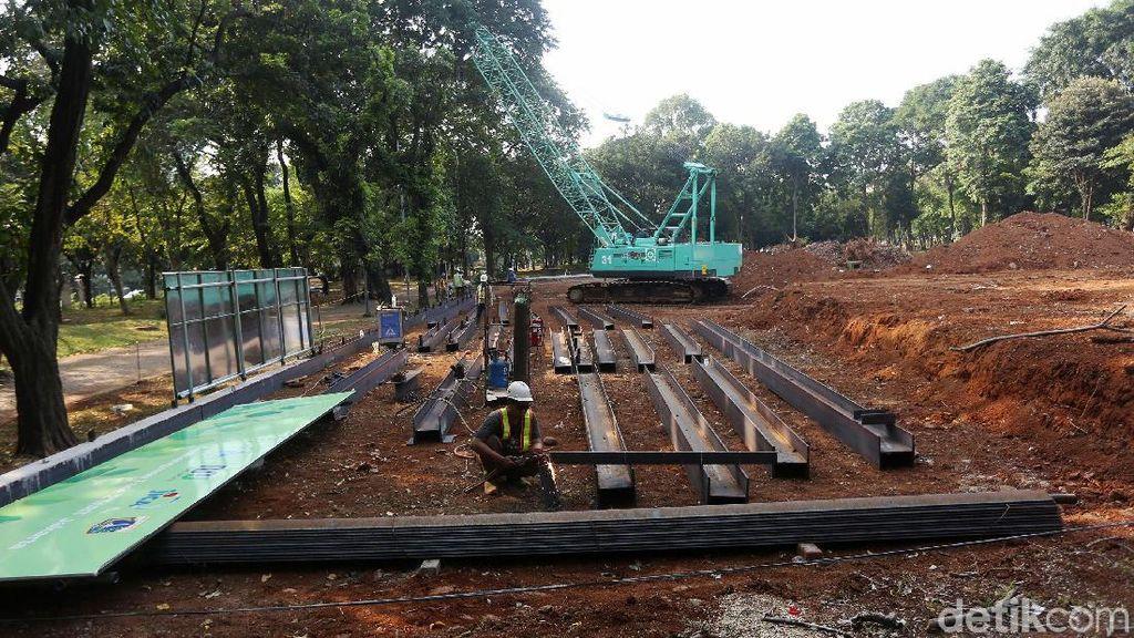 Bakal Ada TOD di Depo MRT Ancol Barat