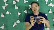 Jago Bulutangkis, Greysia Polii Hobi nge-Vlog dan Fotografi