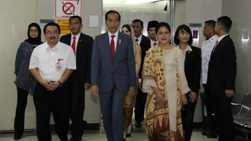 Pesan Jokowi ke Risma: Jangan Mikir yang Berat-berat