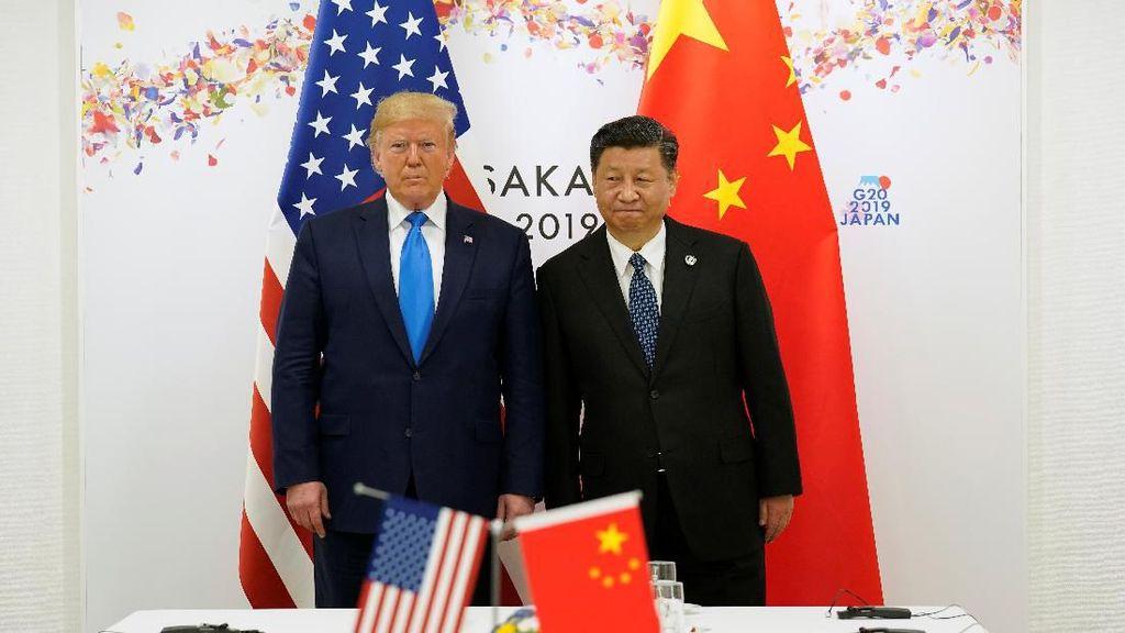 Menanti Perang Dagang Reda Usai Perundingan Trump-Xi Jinping