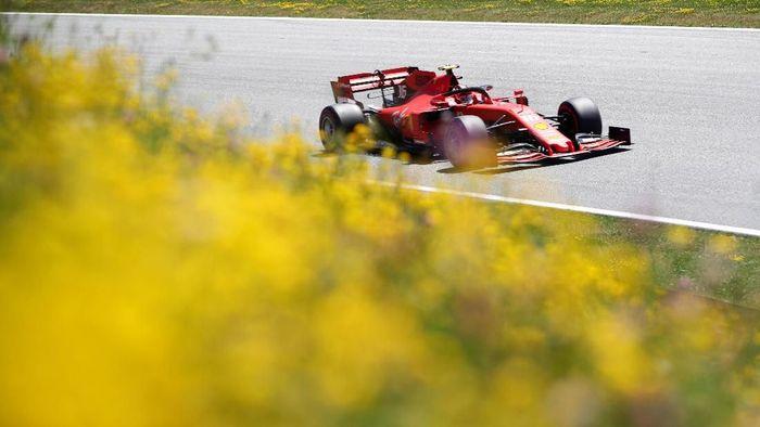 Charles Leclerc kuasai sesi latihan bebas ketiga F1 GP Austria (REUTERS/Lisi Niesner)