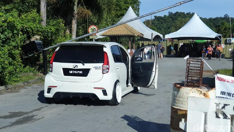 Mobil Favorit Malaysia