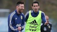 Kesal Dibuang Timnas, Di Maria: Messi dan Aguero Harus Dicoret Juga!