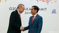 Kata Dubes RI di Turki, Erdogan Punya Sapaan Khusus ke Jokowi