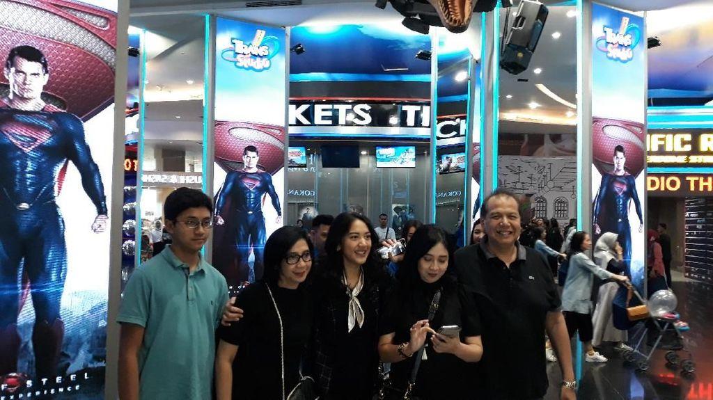 CT Pantau Persiapan Akhir Trans Studio Jakarta di Cibubur Bareng Keluarga