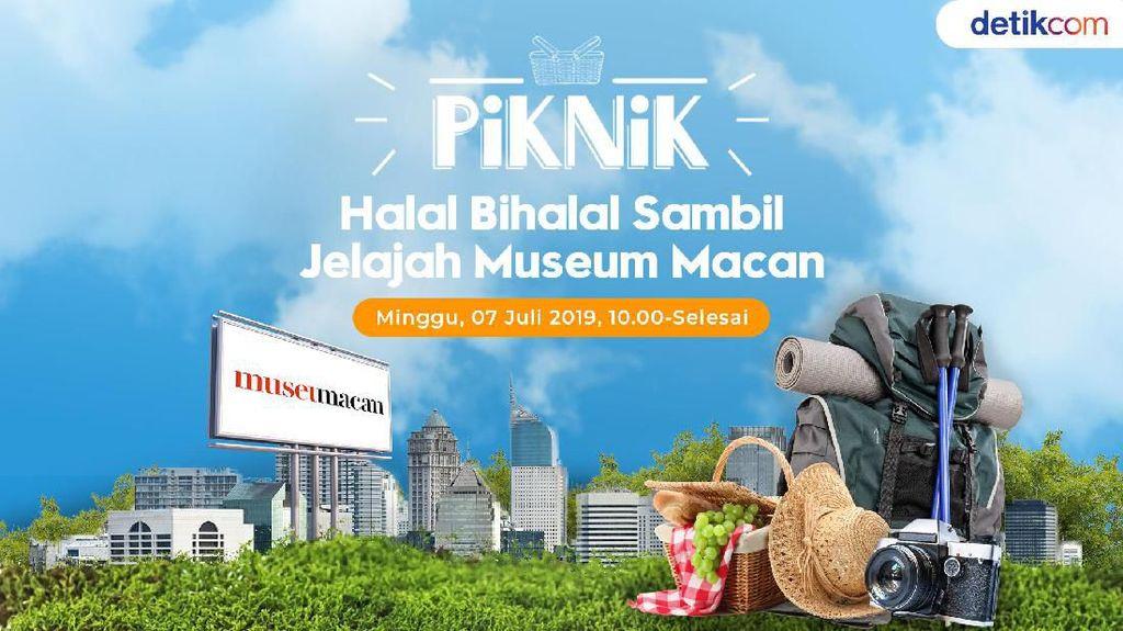 Ayo Ikutan! Halal Bihalal Sambil Gratis Jelajah Museum MACAN