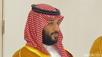 Netanyahu Diam-diam Temui Putra Mahkota Saudi, Putin Belum Selamati Biden