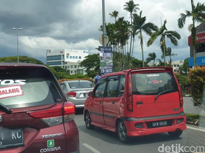 Mobil Favorit Malaysia