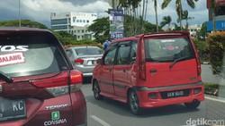 Penjualan Mobil di Malaysia Turunnya Hampir 100%