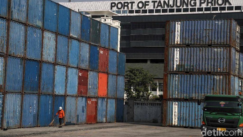 Layanan Ekspor-Impor di Tanjung Priok Harus 7x24 Jam, Ini Alasannya
