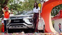Keseruan Xpander Pinter Bener Family Festival di Bekasi