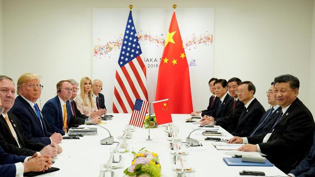 Nego Perang Dagang, Xi Jinping Nostalgia Hubungan Mesra China-AS