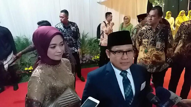 Cak Imin Puji Kenegarawanan Prabowo yang Hormati Putusan MK