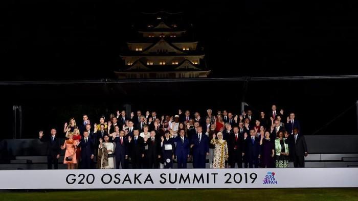 Jokowi di KTT G20 (Muchlis Jr - Biro Pers Sekretariat Presiden)
