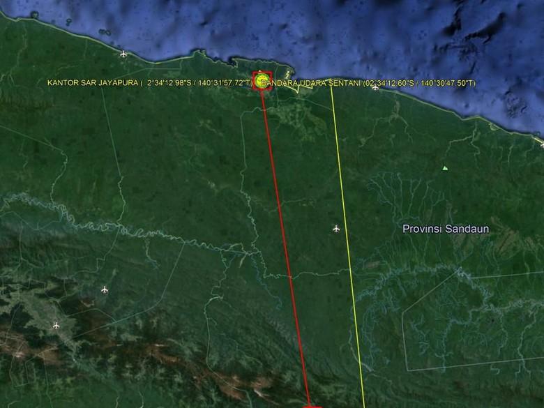 Pencarian Via Udara Helikopter TNI Hilang Kontak di Papua Disetop Sementara