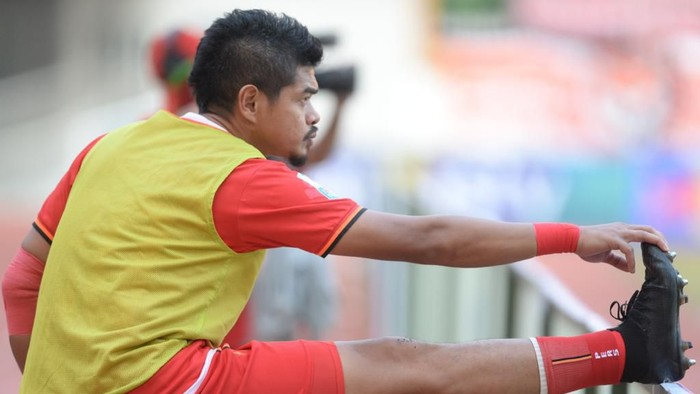 Striker Persija Jakarta Bambang Pamungkas