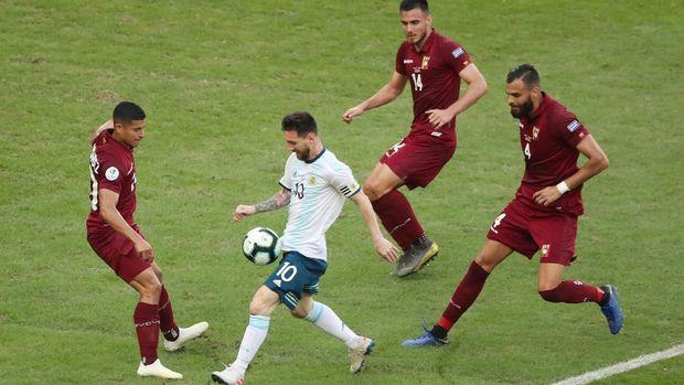 Messi Mengaku Tampil Tak Memuaskan di Copa America 2019