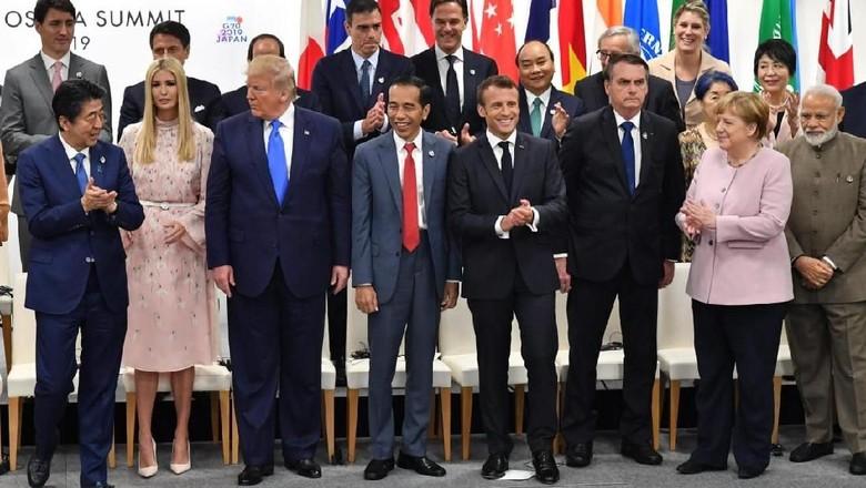 Selesai Ikuti Rangkaian KTT G20 di Jepang, Jokowi Kembali ke Tanah Air