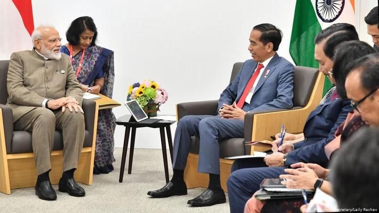 Bertemu Pemimpin India, Saudi, Australia-Turki di KTT G20, Ini yang Dibahas Jokowi