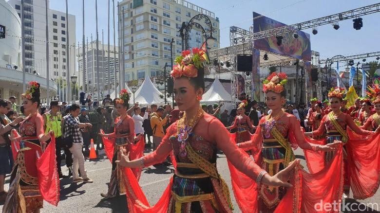 Mereka lah di Balik Kesuksesan Pawai Kebudayaan Asia Afrika Festival 2019