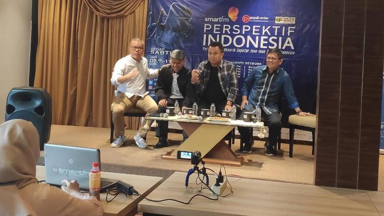 NasDem: PAN, PKS dan Gerindra Tak Menguntungkan Jika Masuk Kabinet Jokowi