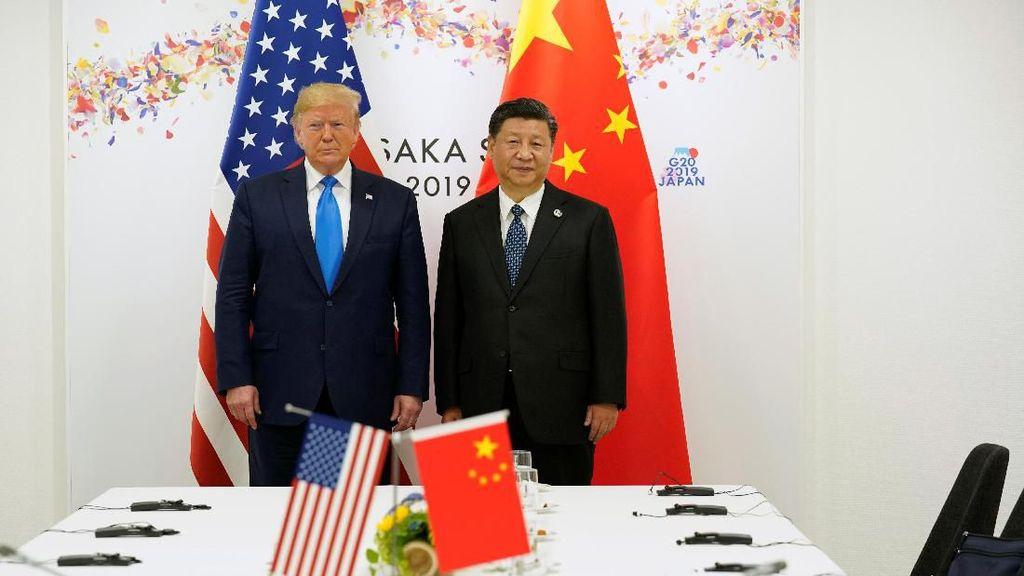 AS-China Mulai Rujuk, Perang Dagang Berakhir?