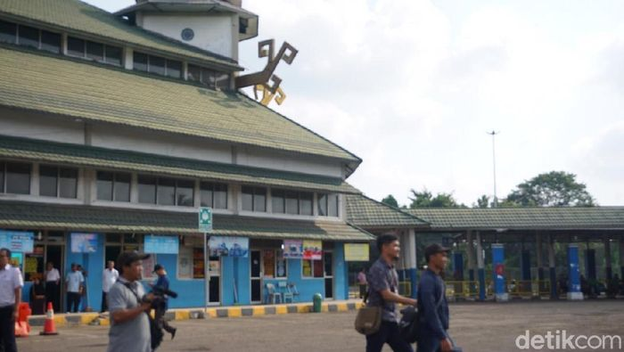 Foto: Terminal Rajabasa (Vadhia Lidyana/detikFinance)