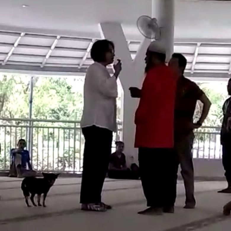 Soal Wanita Bawa Anjing ke Masjid, Polisi: Tetap Jaga Kerukunan Beragama
