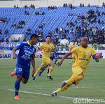 Bhayangkara FC Vs Persib Tanpa Bobotoh di PTIK