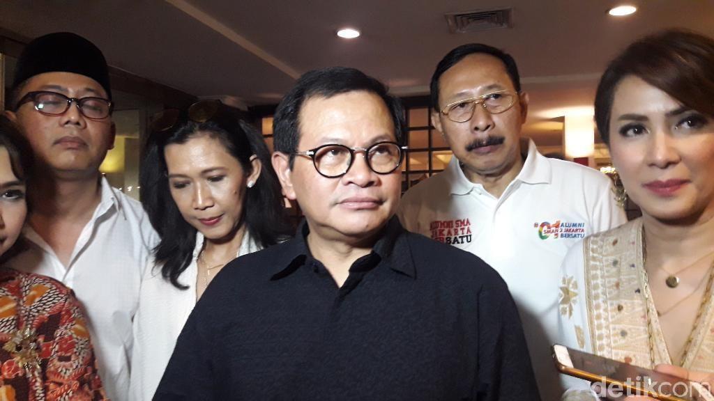 Pramono Anung Sudah Sampaikan Pesan dari Glenn Fredly ke Jokowi