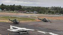 Helikopter TNI yang Hilang di Oksibil Papua Masih Dicari