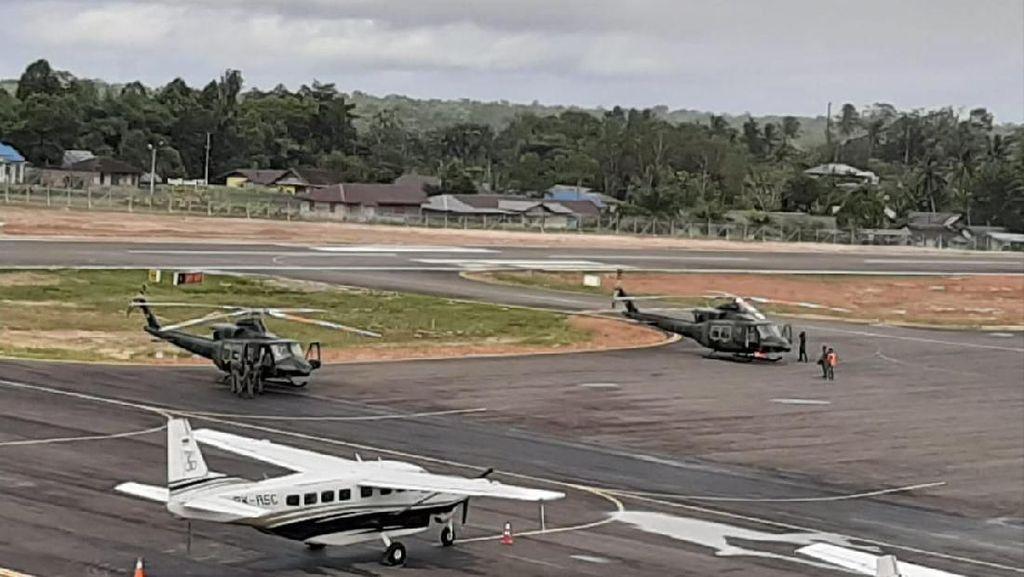Hari ke-16, Pencarian Heli MI 17 yang Jatuh di Papua Terus Berlanjut