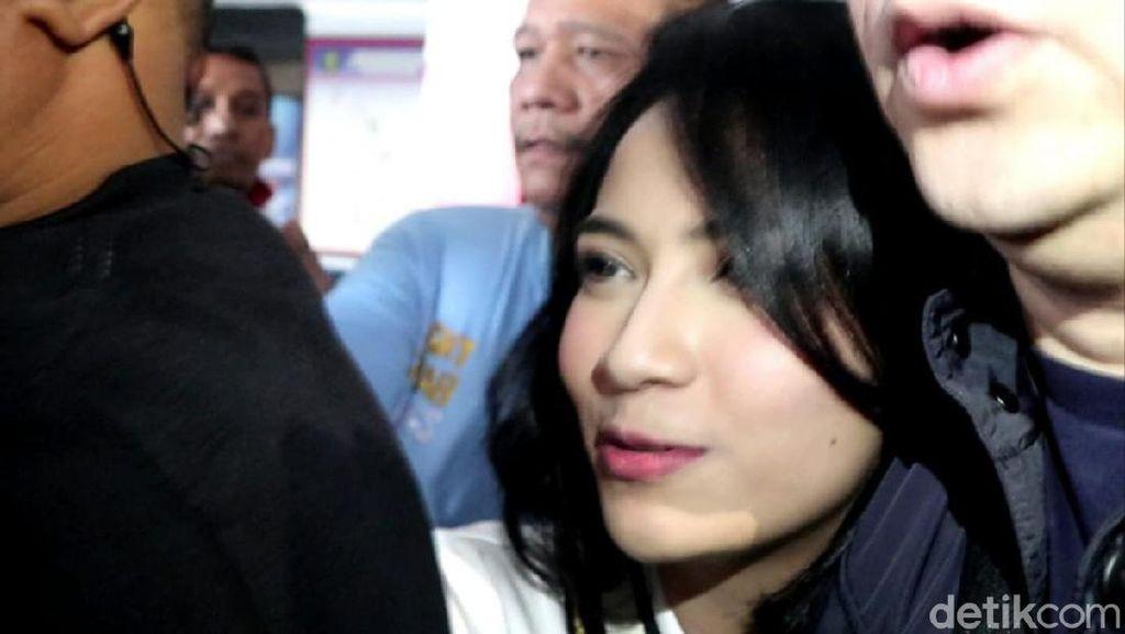 Vanessa Angel Bebas Setelah 5 Bulan Ditahan