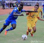 Head to Head Bhayangkara FC Vs Persib Bandung