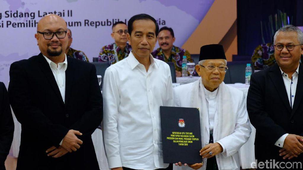 Jokowi Jadi Presiden Lagi, Ini yang Dinanti di Bidang Ekonomi