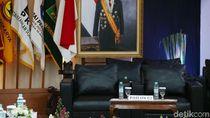 Kursi Kosong Prabowo-Sandiaga di Pleno Penetapan Presiden Terpilih