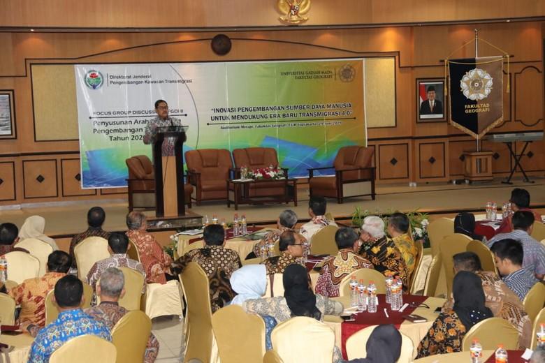Kemendes PDTT Akan Genjot Kualitas SDM di Kawasan Transmigrasi