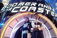 Boomerang Coaster (Pradita Utama/detikcom)