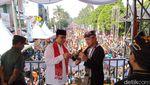 Aksi di Hari Jadi Bogor, Tari Papua hingga Anies Baswedan Naik Kuda