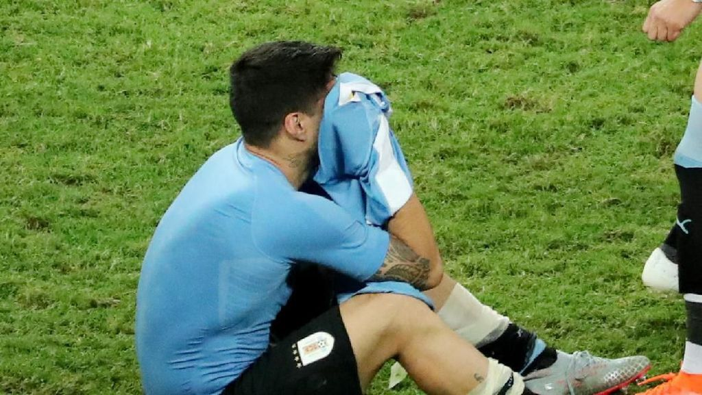 Neymar: Lekas Bangkit, Suarez!