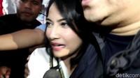 Vanessa Angel Maaf-maafan Sama Warga Rutan Sebelum Bebas